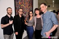 #PSEUDOreal exhibition opening at Judith Charles Gallery #130