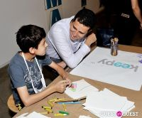 Keepy announcement event at Children's Museum of the Arts NYC #8