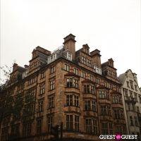 London Fall Fashion Week 2013 #14
