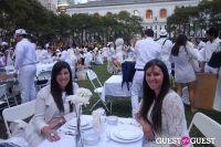 Diner en Blanc NYC 2013 #94