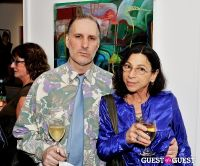 Robert Salmieri New Works exhibition opening at Galerie Mourlot #50