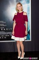 New York Movie Premiere of GRAVITY #110