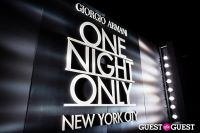 Giorgio Armani One Night Only NYC event. #2