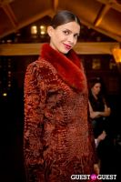 Diamonds and Fur dinner with Graff, BCI and Saks Fifth Ave. #87