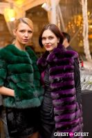Diamonds and Fur dinner with Graff, BCI and Saks Fifth Ave. #177