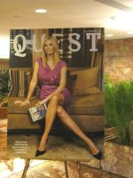 Quest Magazine Toasts Ivanka Trump #9
