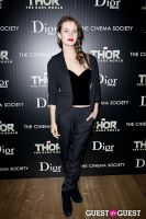 Thor: The Dark World Screening Hosted by The Cinema Society and Dior Beauty #7