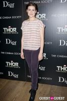 Thor: The Dark World Screening Hosted by The Cinema Society and Dior Beauty #27