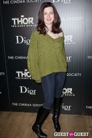 Thor: The Dark World Screening Hosted by The Cinema Society and Dior Beauty #38