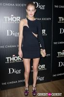 Thor: The Dark World Screening Hosted by The Cinema Society and Dior Beauty #41