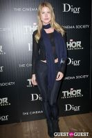 Thor: The Dark World Screening Hosted by The Cinema Society and Dior Beauty #73