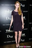 Thor: The Dark World Screening Hosted by The Cinema Society and Dior Beauty #79