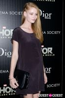 Thor: The Dark World Screening Hosted by The Cinema Society and Dior Beauty #81