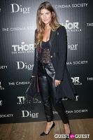 Thor: The Dark World Screening Hosted by The Cinema Society and Dior Beauty #89
