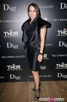 Thor: The Dark World Screening Hosted by The Cinema Society and Dior Beauty #120