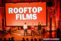 Rooftop Films and Piper-Heidsieck present a special preview of MEDORA #45