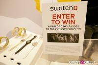 Swatch Austin Store Opening Celebration #108