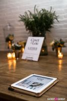 Launch of Covet + Lou and the Holiday 'Cocoon' Issue of Gather Journal #53