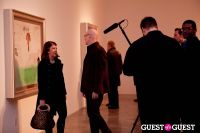 David Lynch 'Naming' Opening Reception #61