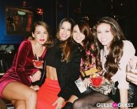 No Resolutions, No Regrets with bebe at Hooray Henry's #19