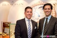 Haute Time & Blancpain High Complications Holiday Event #214