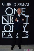 Georgio Armani One Night Only - Paris #24