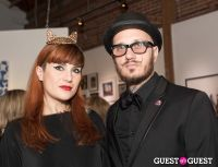 Cat Art Show Los Angeles Opening Night Party at 101/Exhibit #15