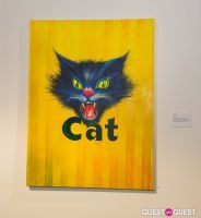 Cat Art Show Los Angeles Opening Night Party at 101/Exhibit #101