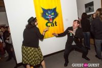 Cat Art Show Los Angeles Opening Night Party at 101/Exhibit #144