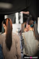 NYC Fashion Week FW 14 Herve Leger Backstage #20