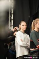 NYC Fashion Week FW 14 Herve Leger Backstage #22