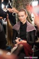 NYC Fashion Week FW 14 Herve Leger Backstage #33