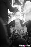 NYC Fashion Week FW 14 Herve Leger Backstage #38