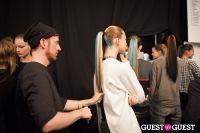 NYC Fashion Week FW 14 Herve Leger Backstage #53