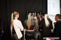 NYC Fashion Week FW 14 Herve Leger Backstage #55