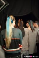 NYC Fashion Week FW 14 Herve Leger Backstage #57