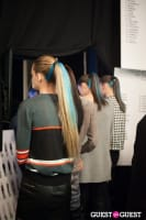 NYC Fashion Week FW 14 Herve Leger Backstage #58