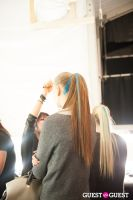 NYC Fashion Week FW 14 Herve Leger Backstage #77