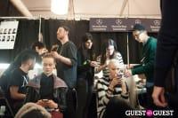 NYC Fashion Week FW 14 Herve Leger Backstage #79