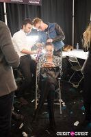 NYC Fashion Week FW 14 Herve Leger Backstage #82