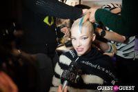 NYC Fashion Week FW 14 Herve Leger Backstage #84