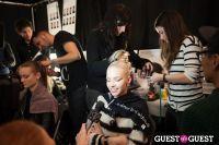 NYC Fashion Week FW 14 Herve Leger Backstage #85