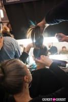 NYC Fashion Week FW 14 Herve Leger Backstage #87