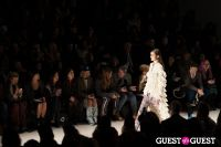 NYC Fashion Week FW 14 Mara Hoffman Backstage #13
