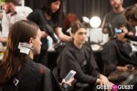 NYC Fashion Week FW 14 Mara Hoffman Backstage #49
