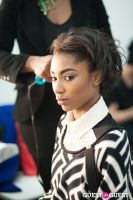 NYC Fashion Week FW 14 Tracy Reese Backstage #24