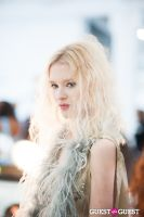 NYC Fashion Week FW 14 Tracy Reese Backstage #26