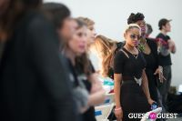 NYC Fashion Week FW 14 Tracy Reese Backstage #30