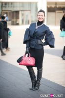 NYC Fashion Week FW 14 Street Style Day 7 #1