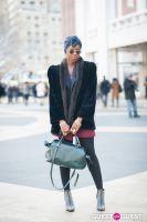 NYC Fashion Week FW 14 Street Style Day 7 #3